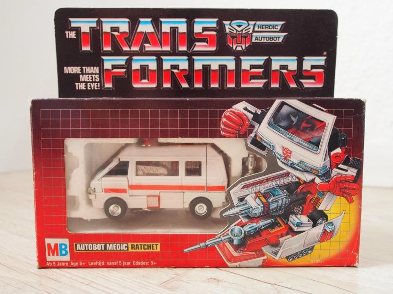Les Transformers Milton Bradley (MB) - France P6240514