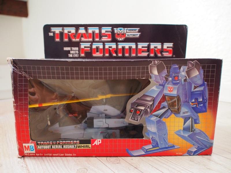 Les Transformers Milton Bradley (MB) - France P6240517