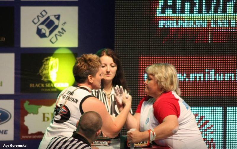 EuroArms 2015 Agy Gorzynska master +80kg picutres  Image19