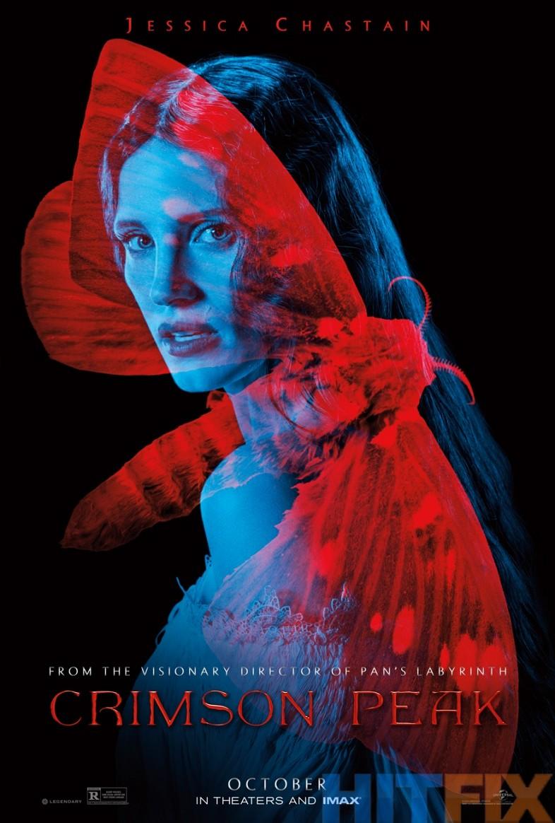 Crimson Peak de Guillermo del Toro (2015) Crimso12
