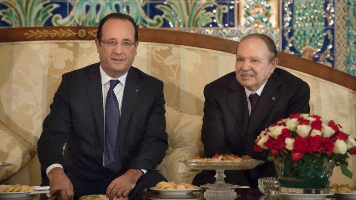 Hollande Bienvenu en Algerie ! enigme au Maghreb Hollan10