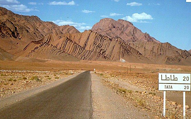 Itineraire decouverte Marrakech Dakhla Mhamide Elghizlane Treck210