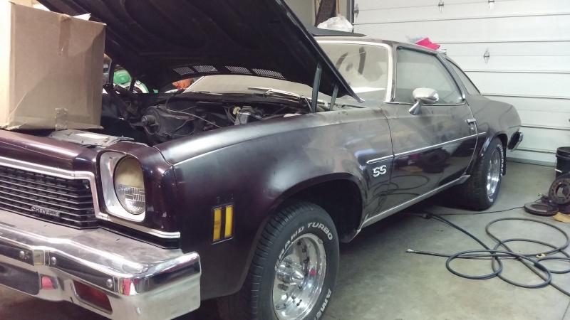 '73 Chevelle coupe progress Chevel14