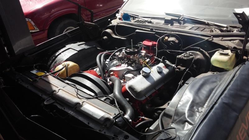 '73 Chevelle coupe progress Chevel18