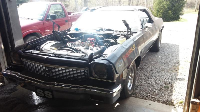 '73 Chevelle coupe progress Chevel23