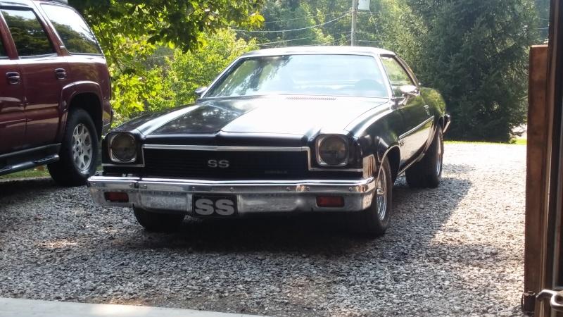 '73 Chevelle coupe progress Chevel25