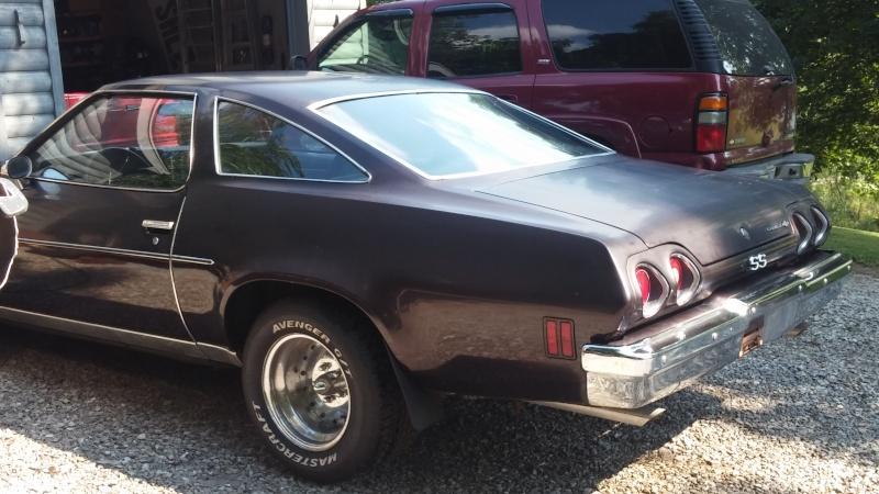 '73 Chevelle coupe progress Chevel28