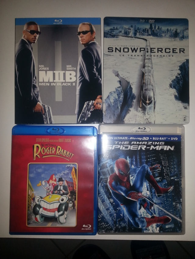 Les DVD et Blu Ray que vous venez d'acheter, que vous avez entre les mains - Page 38 20150812
