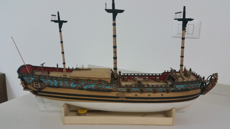 ROYAL CAROLINE (scala 1:48) - Pagina 4 20150616