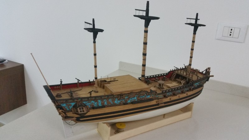 ROYAL CAROLINE (scala 1:48) - Pagina 4 20150624