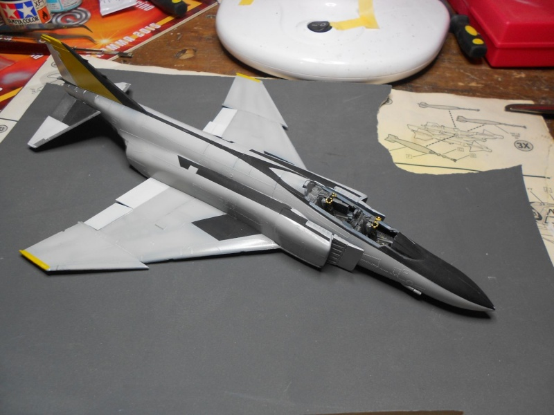 F4J Phantom - Monogram - Scala 1/72 - Ciaccio78 Dscn1613