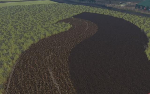 Terreno en angulo en los mapas AgroValle, AgroNort y AgroFrost 11755810