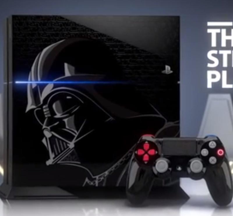 PS4 Star Wars Edition / Battlefront. Rejoindrez-vous le côté obscur ? - Page 2 Captur11