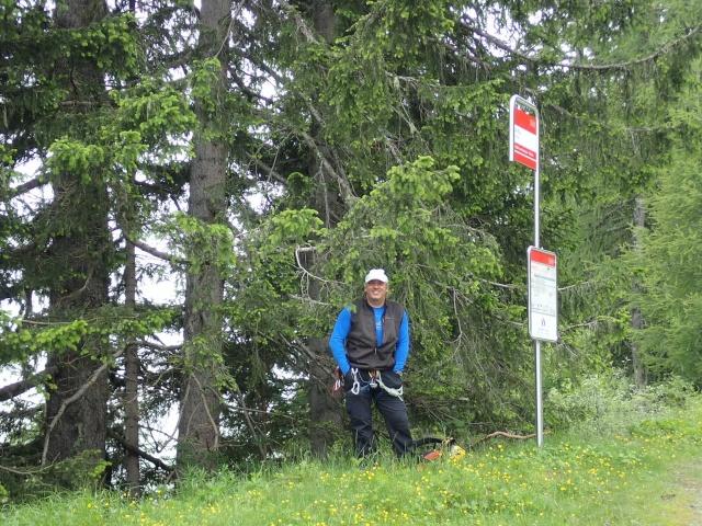 Compte-rendu de la sortie alpinisme Dent de Fenestral et Perrons de Vallorcine P6200012