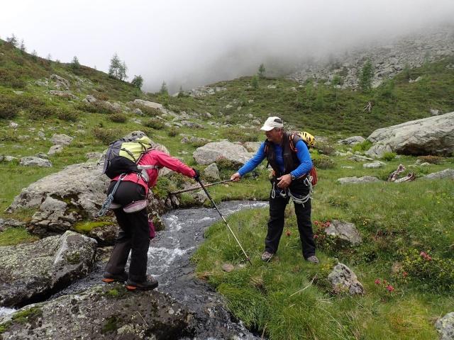 Compte-rendu de la sortie alpinisme Dent de Fenestral et Perrons de Vallorcine P6200014