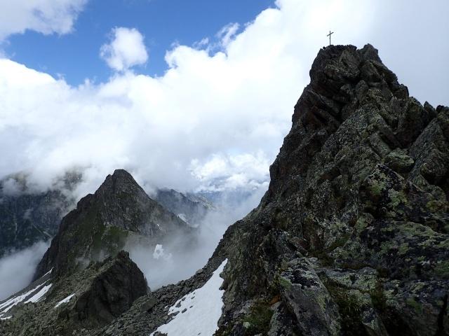 Compte-rendu de la sortie alpinisme Dent de Fenestral et Perrons de Vallorcine P6200023