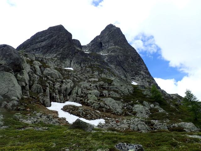 Compte-rendu de la sortie alpinisme Dent de Fenestral et Perrons de Vallorcine P6210010