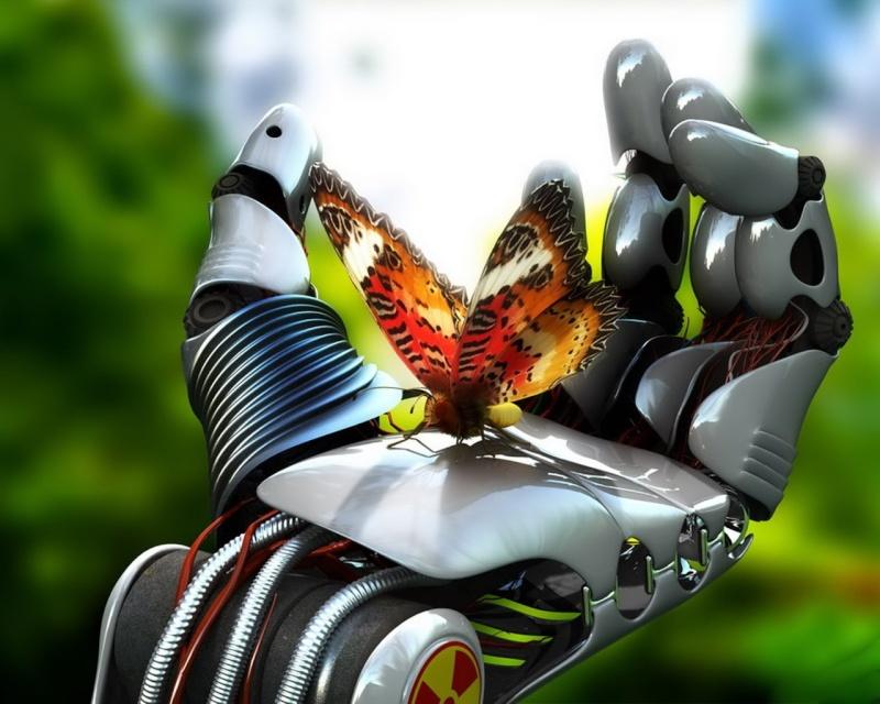 Le transhumanisme, qu'en pensez-vous? - Page 2 Mechan10