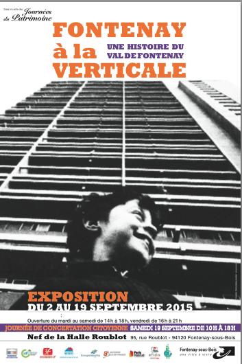 Fontenay à la verticale Affich10