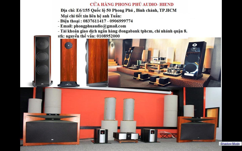 Phong Phú Audio hiend