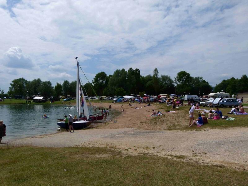 Rassemblement Lac de Madine P1010814