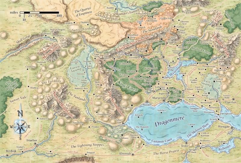 The Kingdom of Cormyr Cormyr10