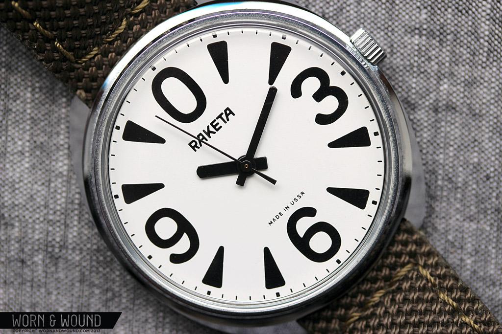 Recherche montre avec date pour malvoyant Raketa11