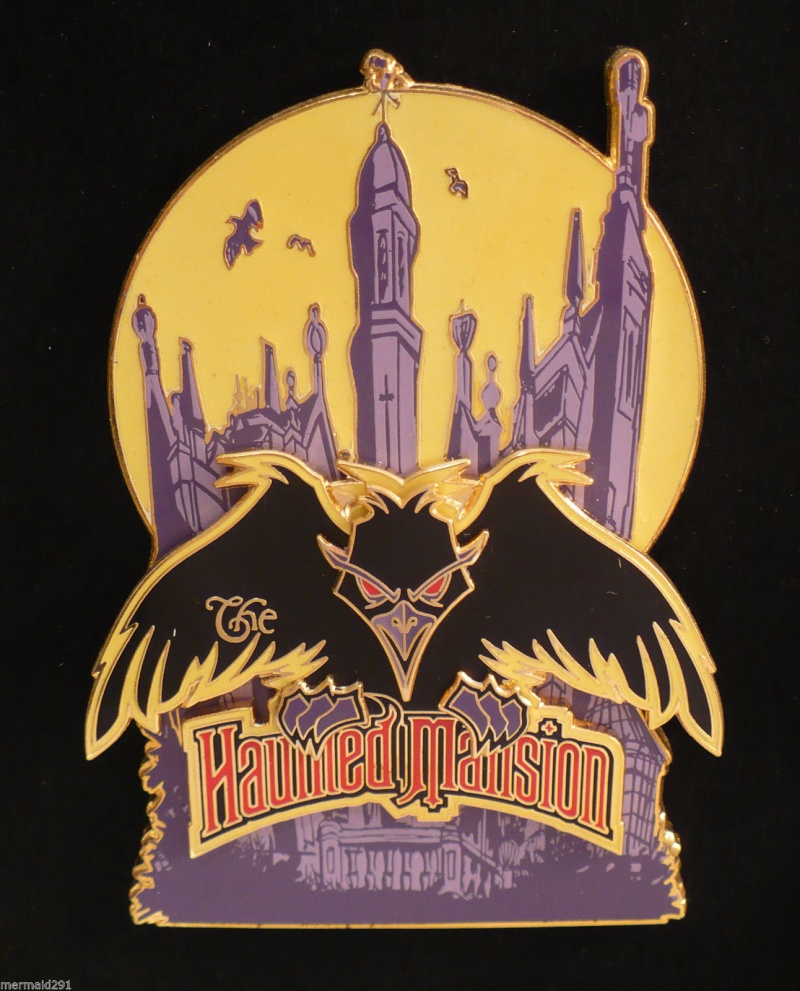 Le Pin Trading à Disneyland Paris - Page 7 _5711