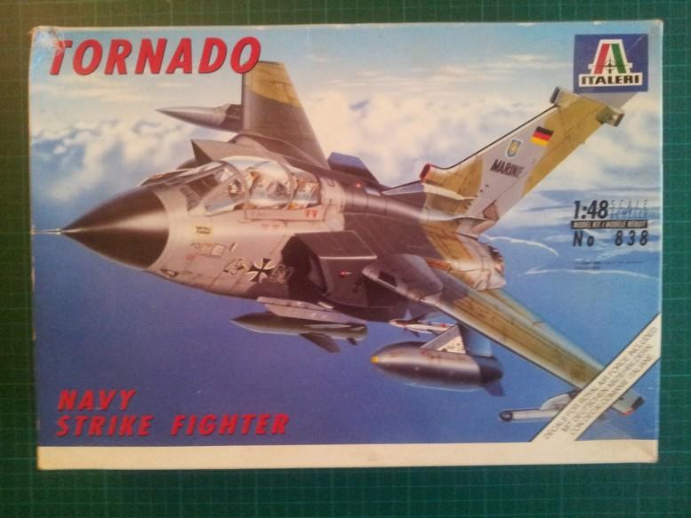 Tornado IDS 1/48 ITALERI (FINI !!) 116