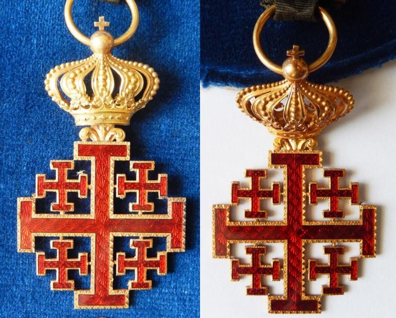 TERMINE - lot de quatres médailles - LEGION D'HONNEUR - SAINT SEPULCRE Dscn3113