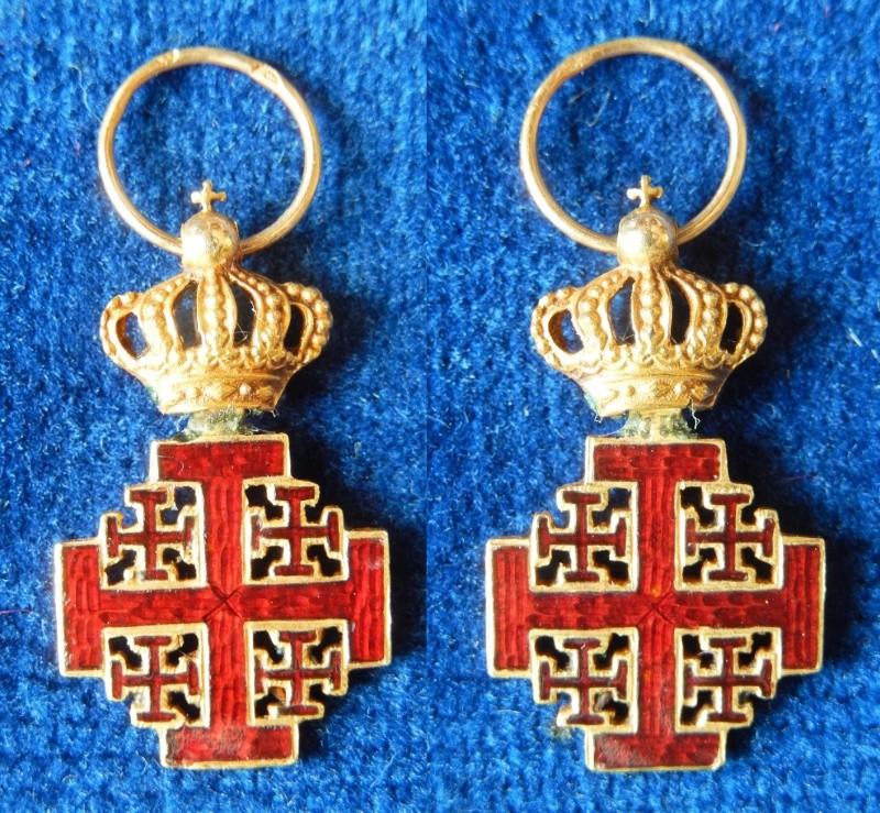 TERMINE - lot de quatres médailles - LEGION D'HONNEUR - SAINT SEPULCRE Dscn3212