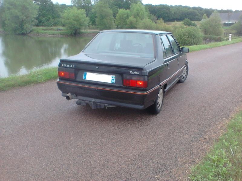 Les 30 ans de la Renault 9 TURBO Dsc00012