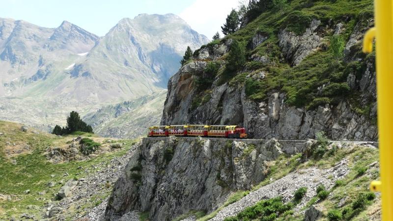 ARTOUSTE le petit train et le lac Dsc02710