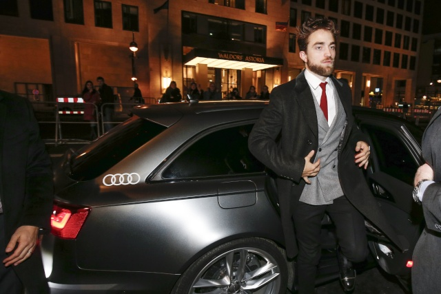 NEW UHQ PIC OF ROB ARRIVING AT 'LIFE' BERLINALE RED CARPET PREMIERE 28310