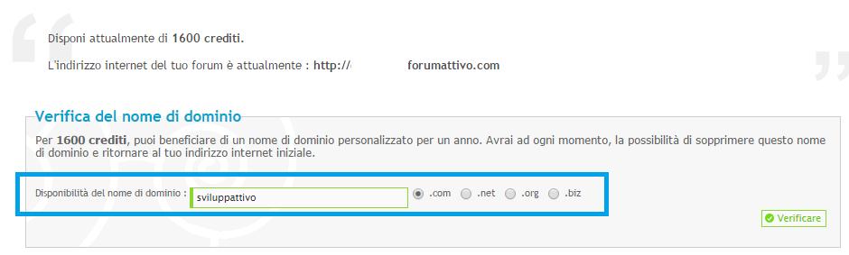 Perchè scegliere un nome di dominio personalizzato e come Alfa10
