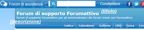 Hashtag google su Forum dei Forum: Aiuto per Forumattivo Alfag10
