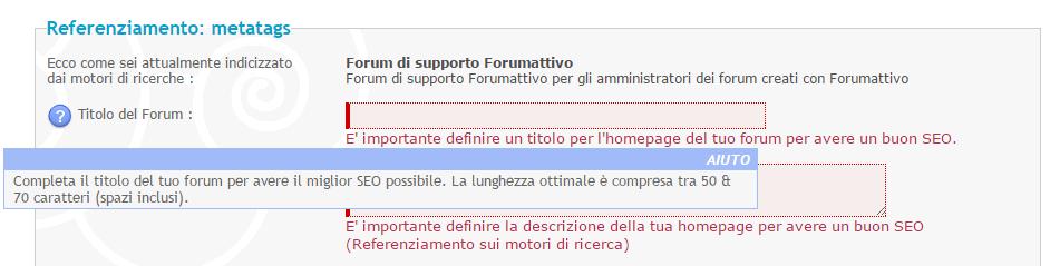 Hashtag google su Forum dei Forum: Aiuto per Forumattivo Epsilo11