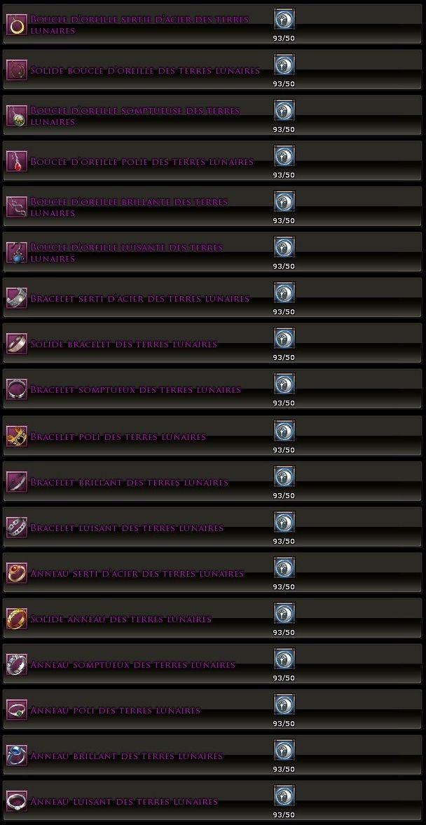 Les factions de réputation Bijoux10