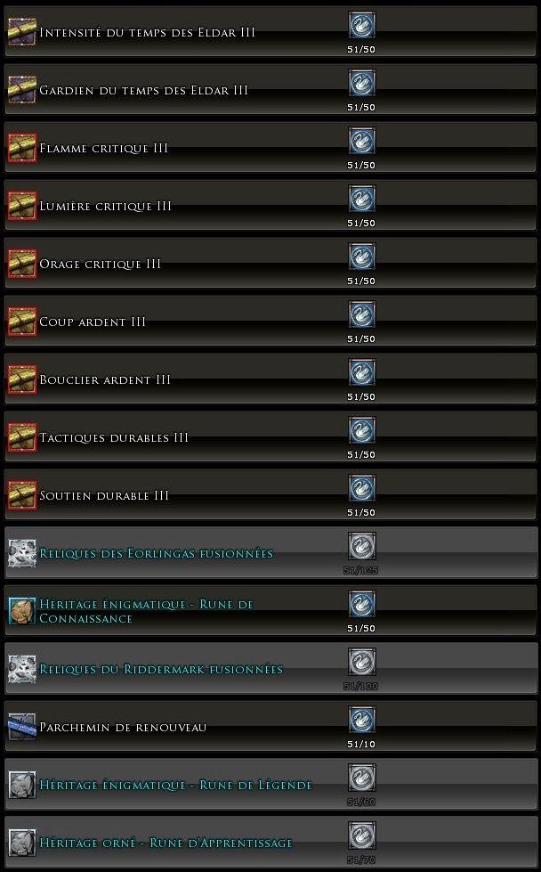 Les factions de réputation Lygend10