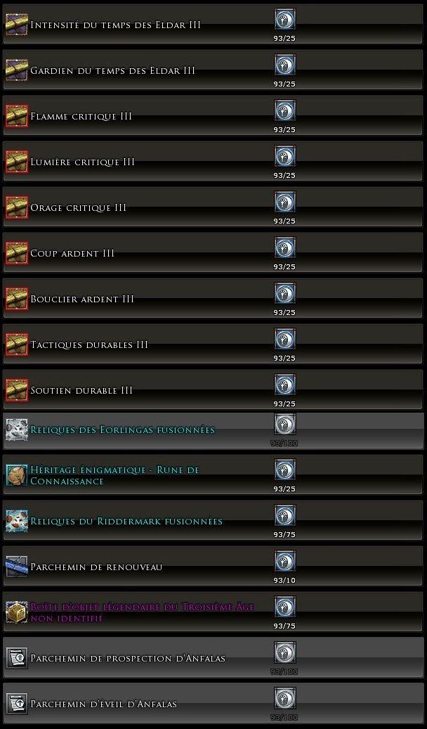 Les factions de réputation Lygend11