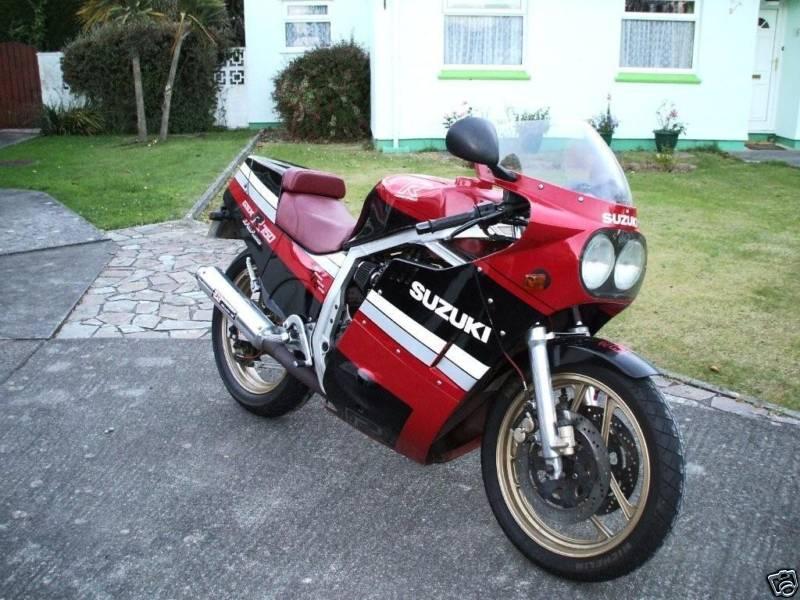 Votre moto avant le Tracer ? - Page 2 1985-g10