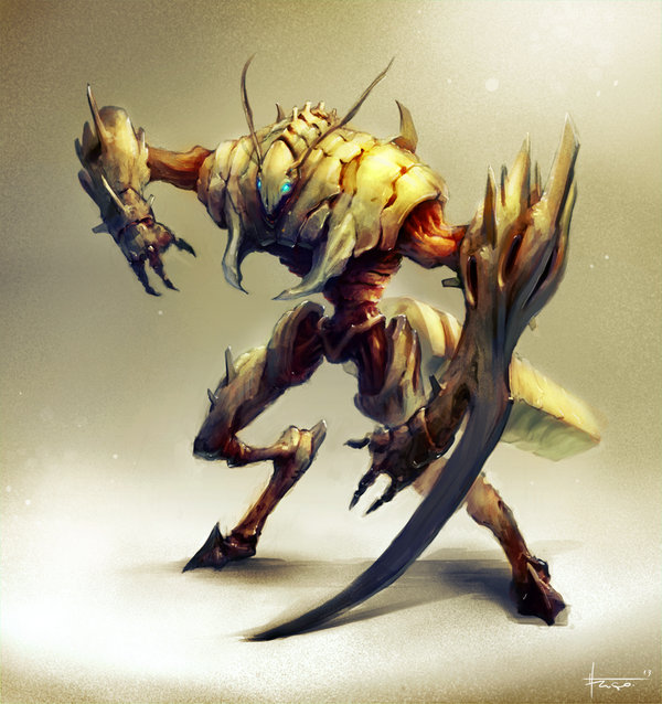 Master-Beast Ant_by10