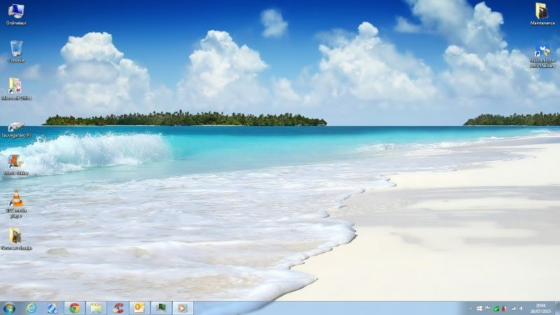 Votre bureau windows 45810