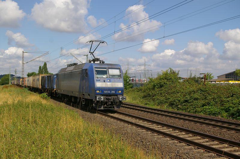 Was die Züge so bewegt ... 145_cl10