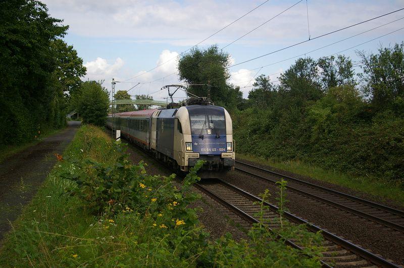 Was die Züge so bewegt ... Es64_u10