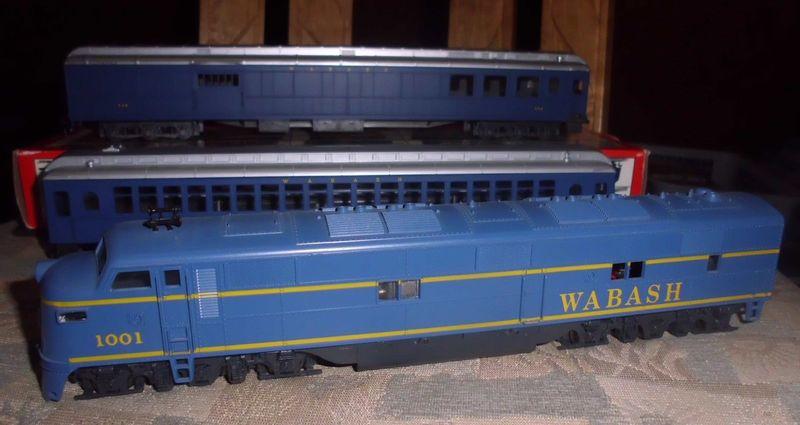 Doodlebugs - die US-Triebwagen Wabash10