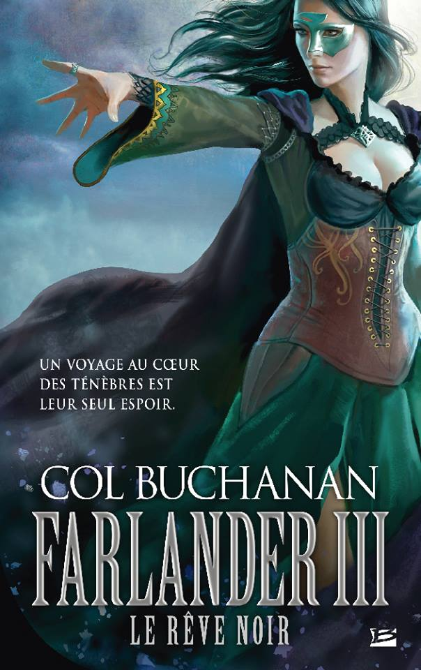 BUCHANAN Col - FARLANDER - Tome 3 : Le rêve noir Farlan10