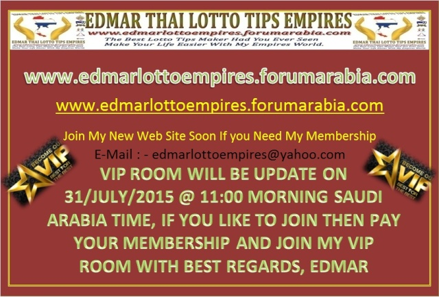 VIP ROOM WILL BE UPDATE ON 31/JULY/2015 Facebo15