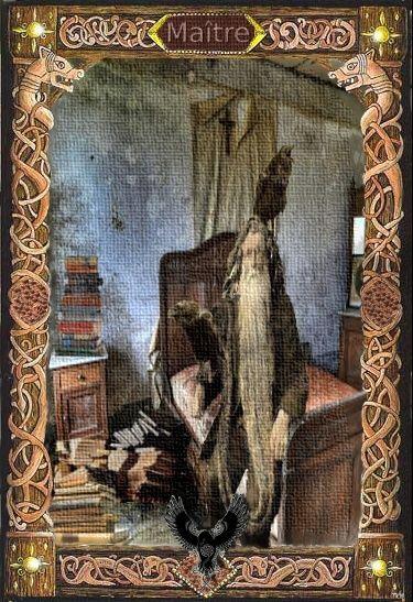 """[Habitation] """"Locus scient"""" Maison de la guilde Maitre13"""