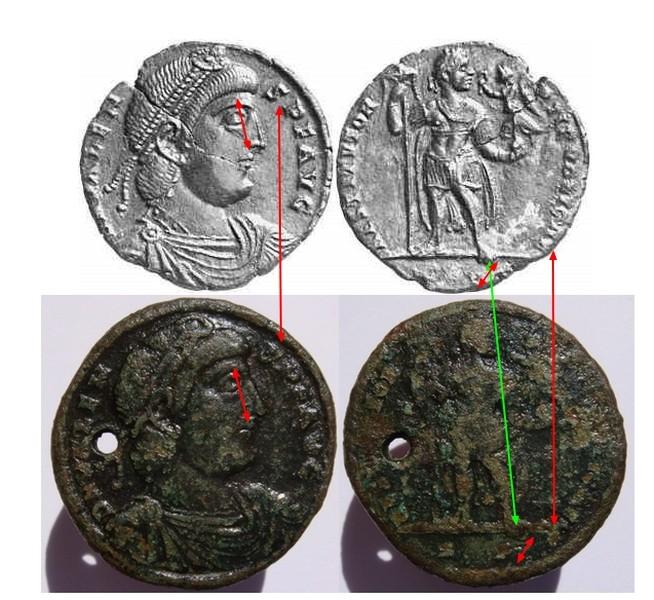 Grand bronze de Valens : ae1 ou médaillon ? Va10